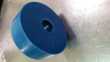 90-200115-000 - DECK ROLLER ONLY BLUE URETHANE