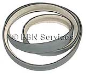 000-024-604EBN - GRAY HIGH GRIP BALL LIFT BELT